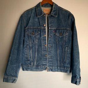 Vintage Levi's Denim Trucker Jean Jacket